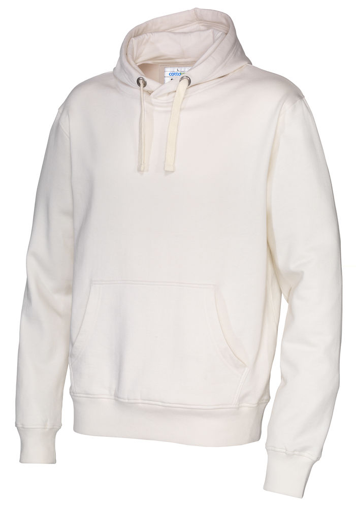 141002 CottoVer Hoody Man Off White