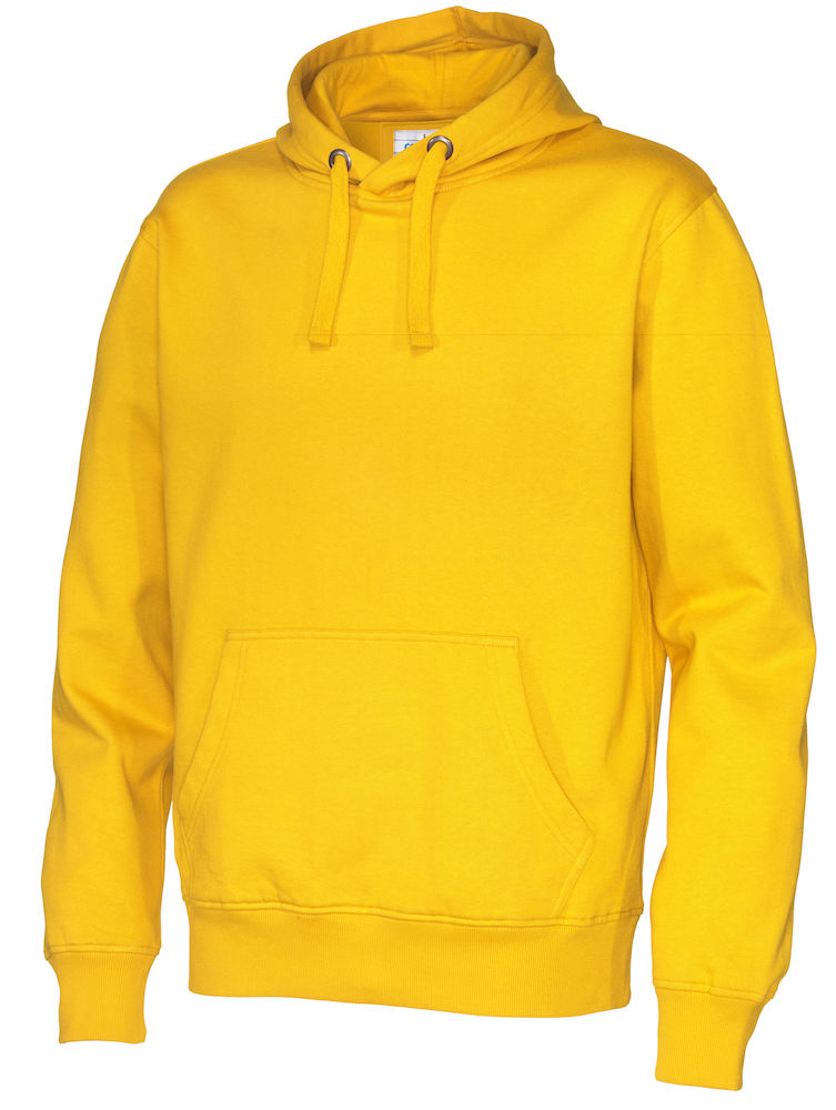 141002 CottoVer Hoody Man Yellow