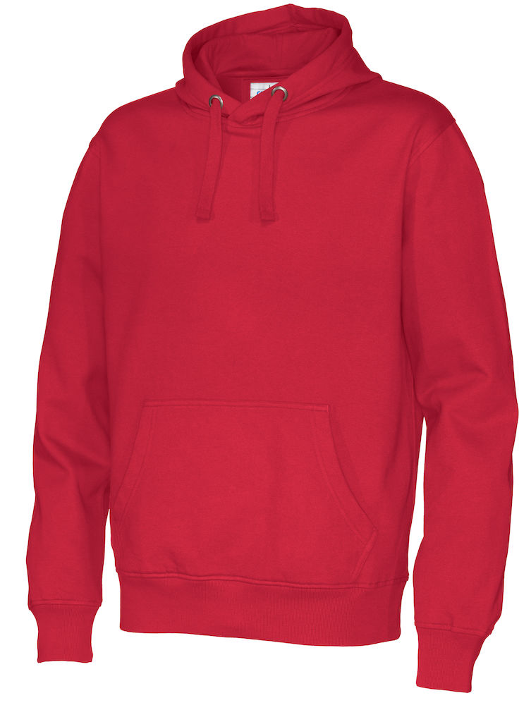 141002 CottoVer Hoody Man Red
