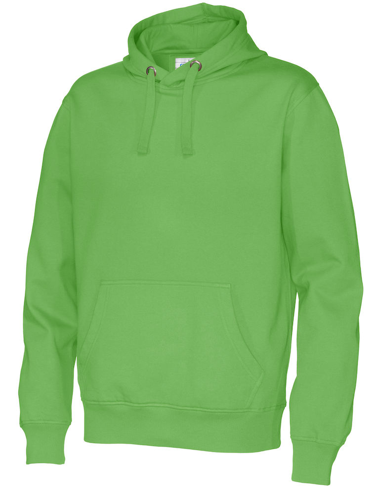 141002 CottoVer Hoody Man Green
