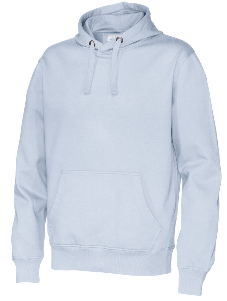 141002 CottoVer Hoody Man Sky Blue
