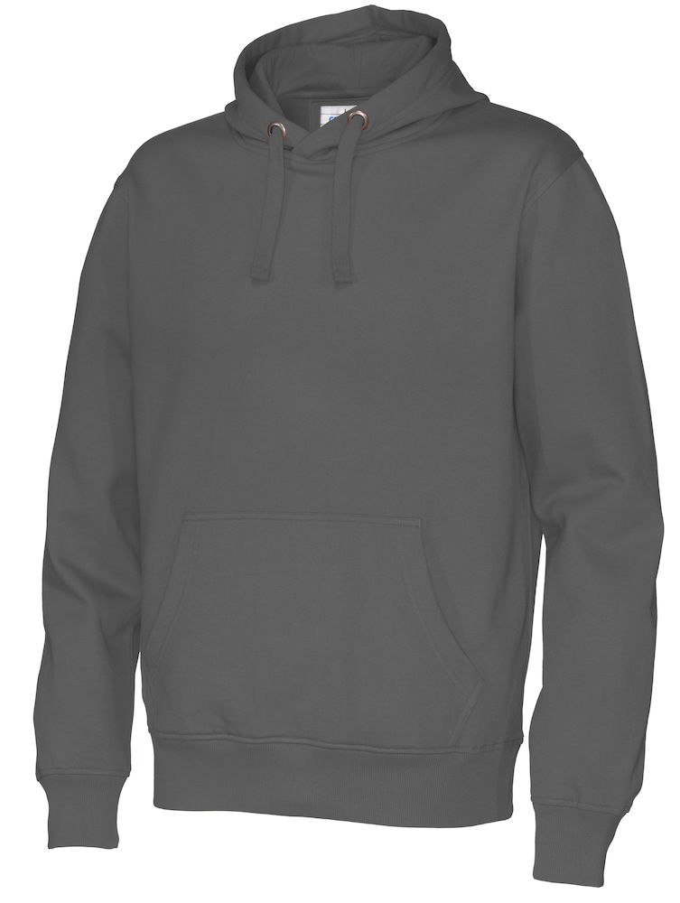 141002 CottoVer Hoody Man Charcoal