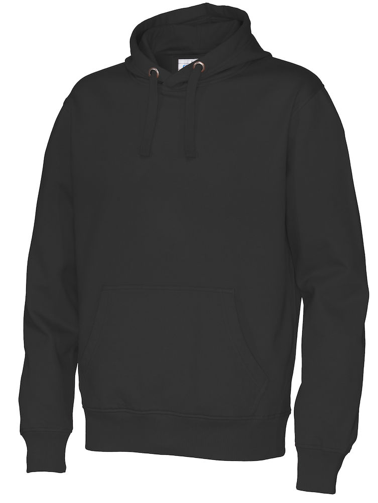 141002 CottoVer Hoody Man Black