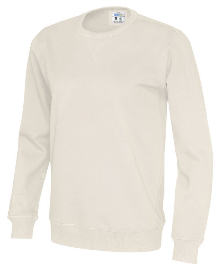 141003 CottoVer Sweater off white