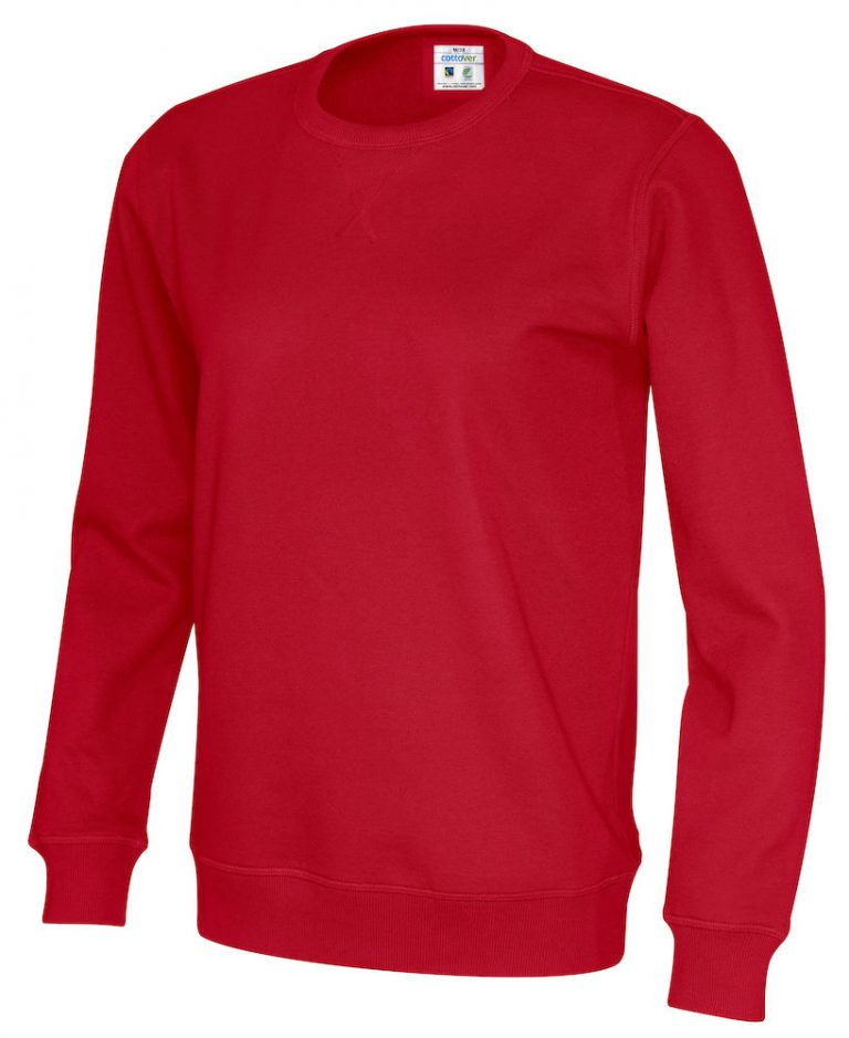 141003 CottoVer Sweater Red