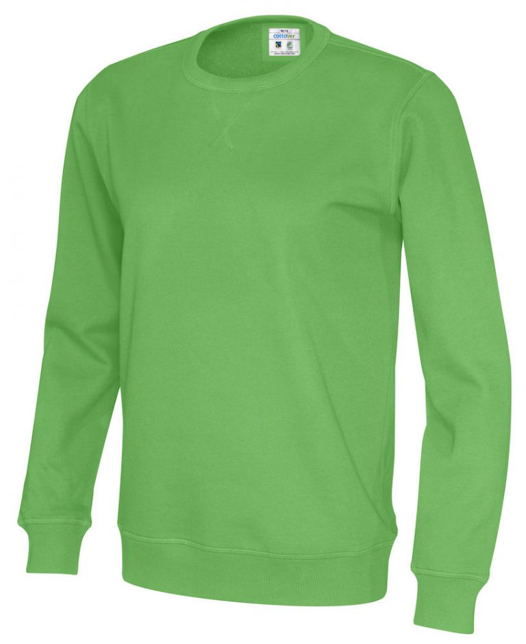 141003 CottoVer Sweater Green