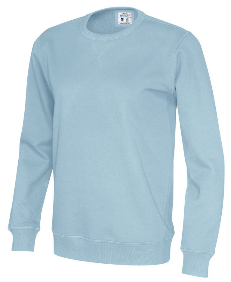 141003 CottoVer Sweater Sky Blue