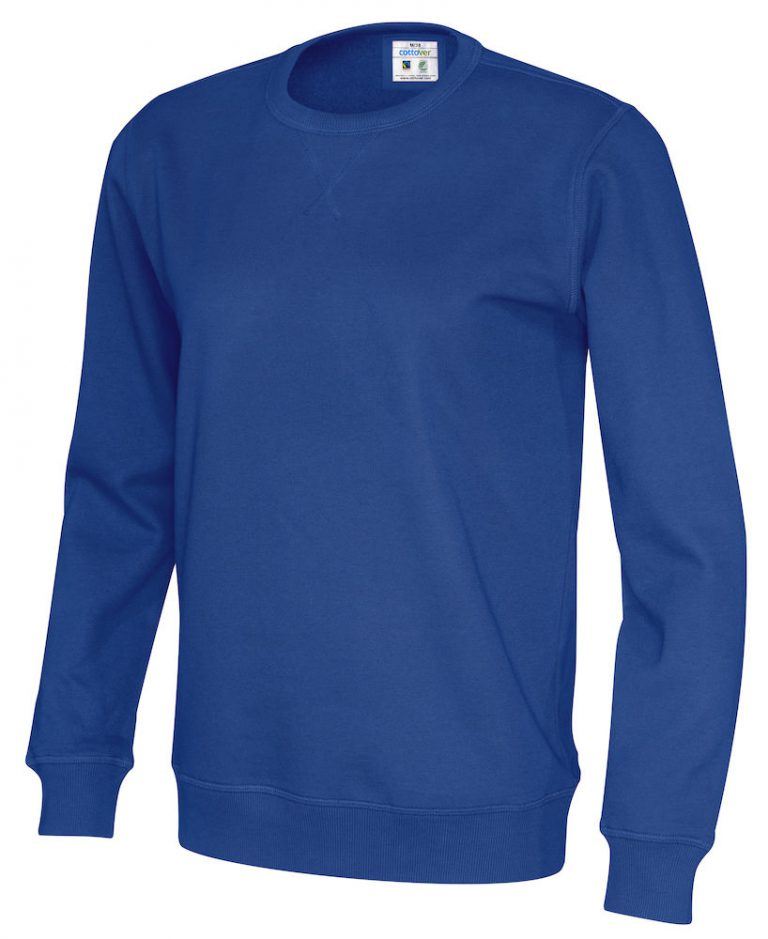 141003 CottoVer Sweater Royal