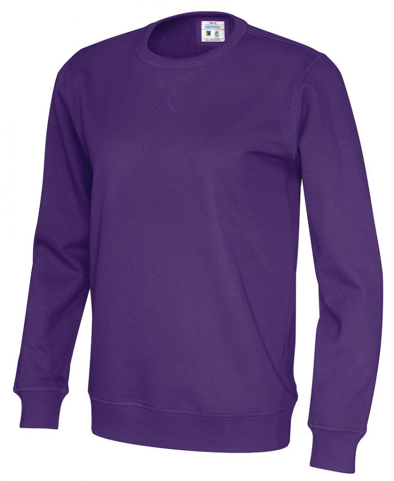141003 CottoVer Sweater Purple