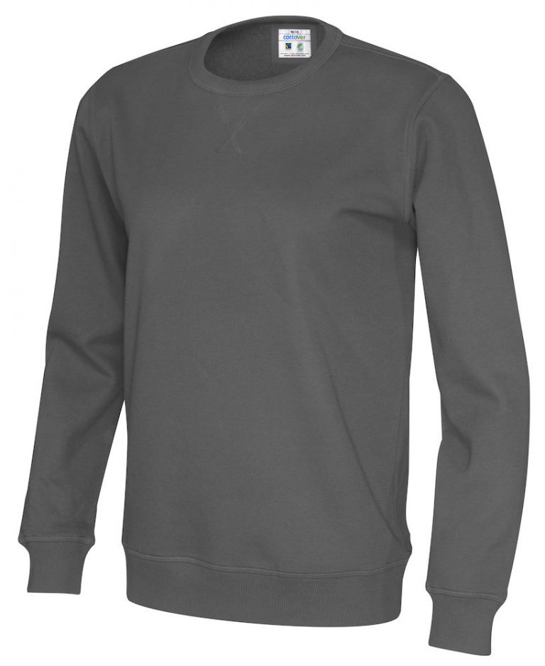 141003 CottoVer Sweater Charcoal