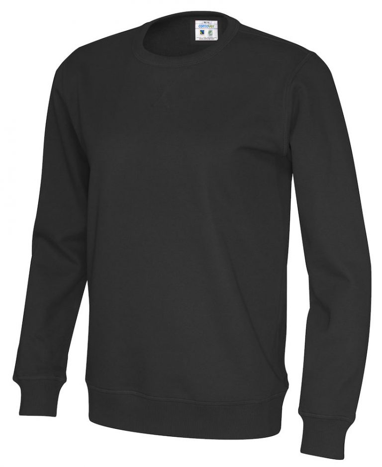 141003 CottoVer Sweater Black
