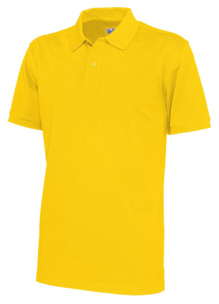 141006 CottoVer Polo Man yellow