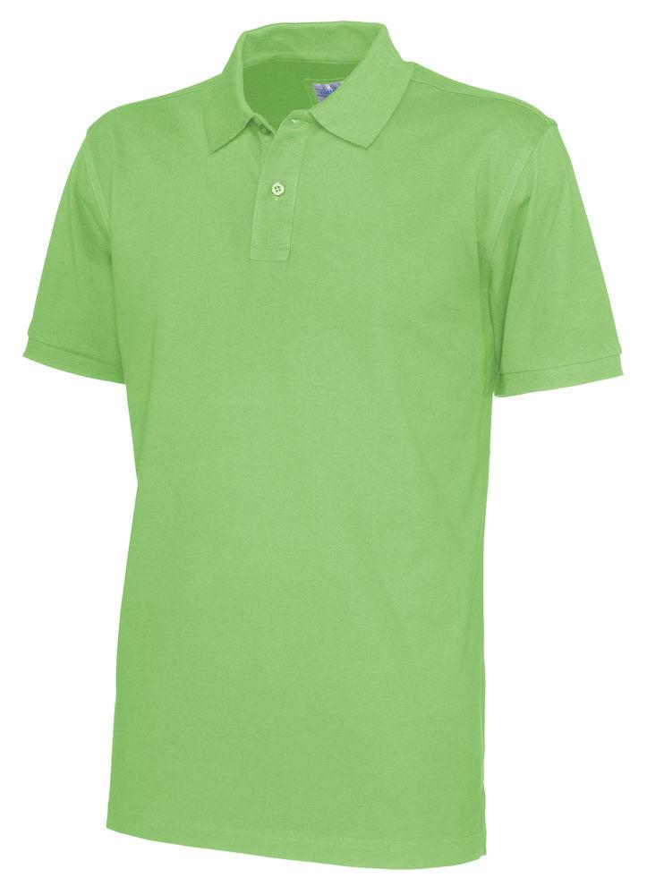 141006 CottoVer Polo Man green