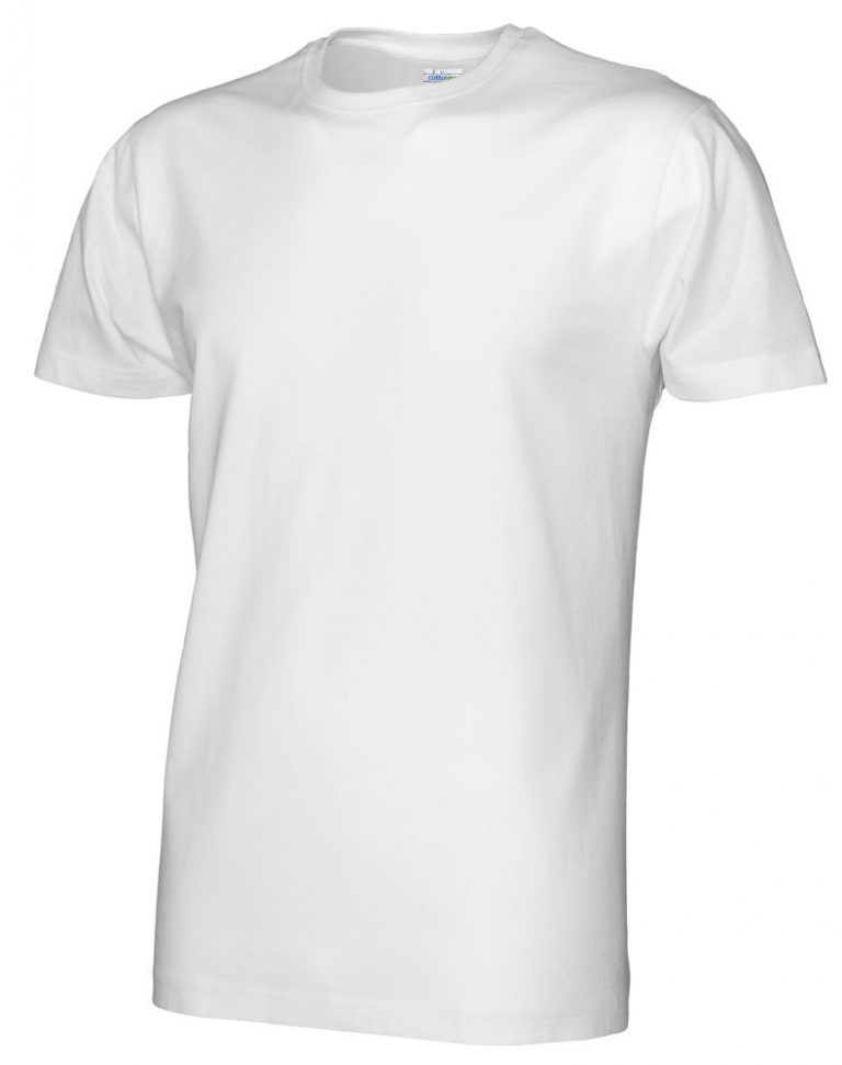 141008 CottoVer T-shirt Man white