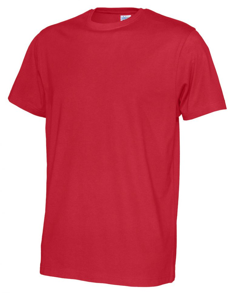 141008 CottoVer T-shirt Man red
