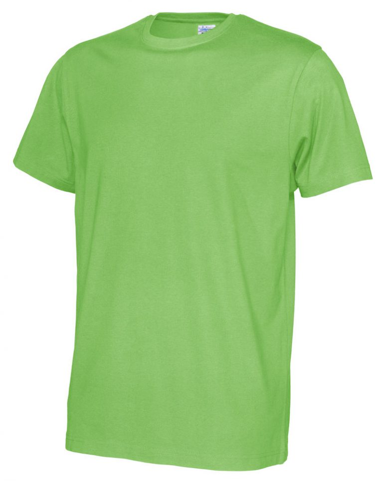 141008 CottoVer T-shirt Man green