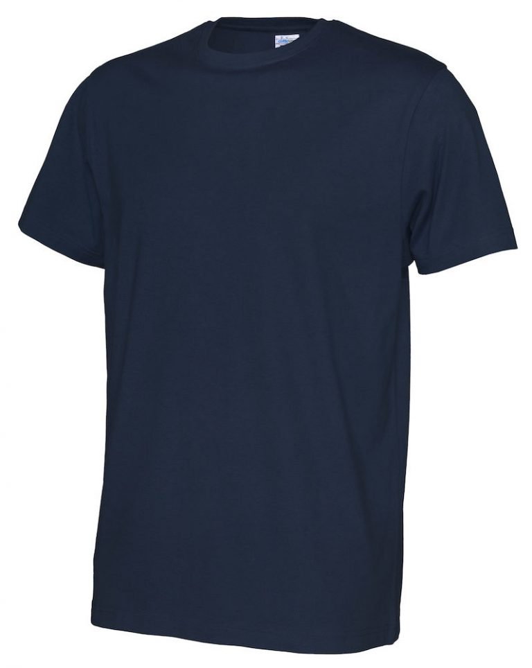 141008 CottoVer T-shirt Man navy