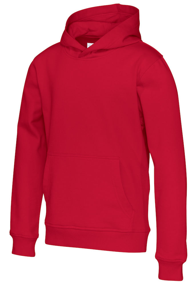 141011 CottoVer Hoody Kids Red