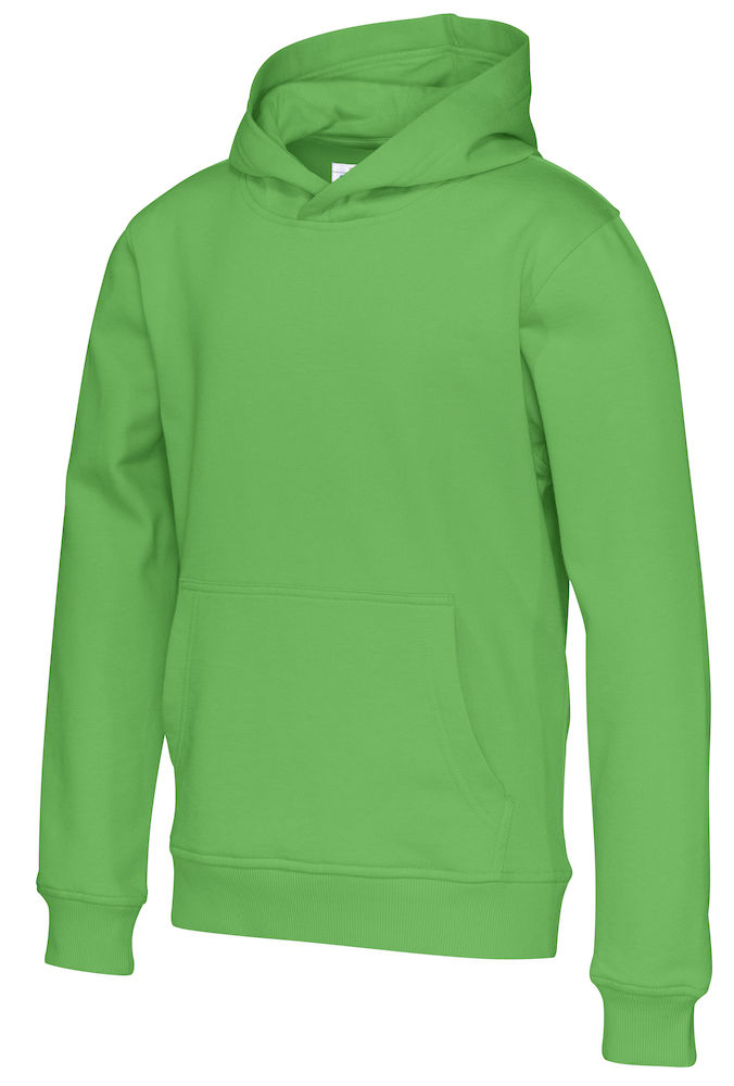 141011 CottoVer Hoody Kids Green