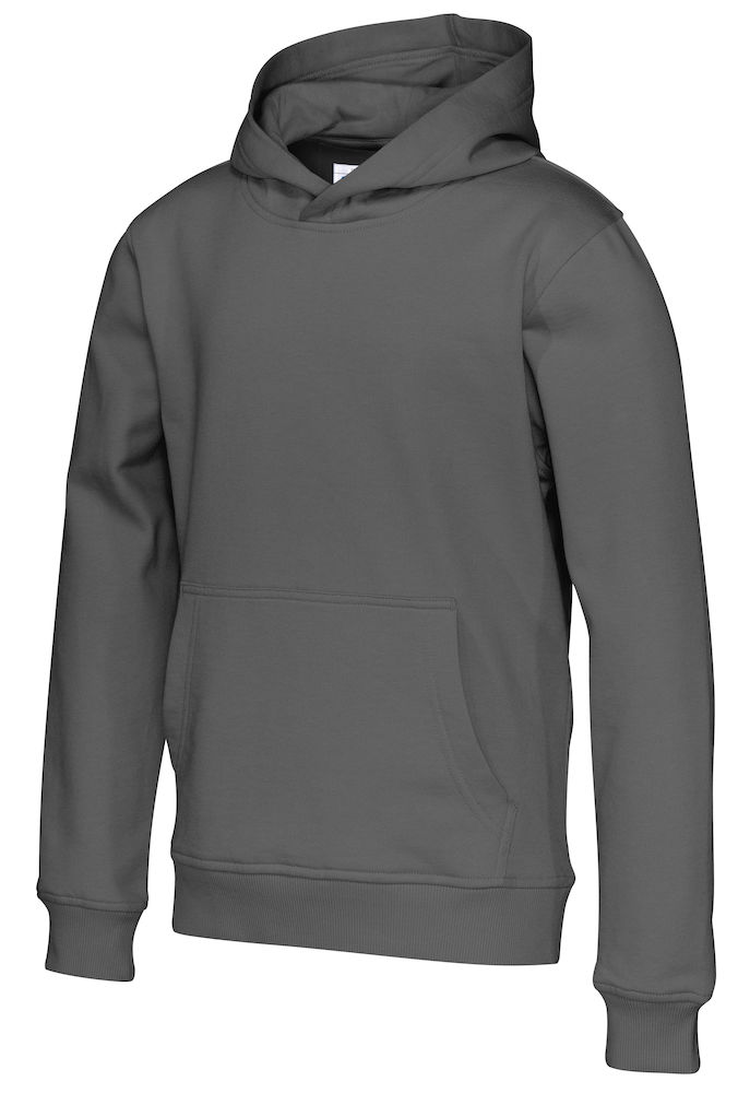 141011 CottoVer Hoody Kids Charcoal