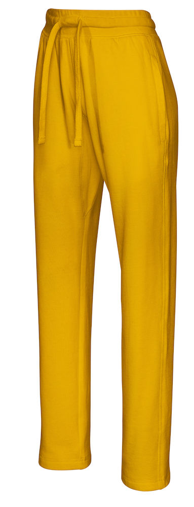 141013 CottoVer Sweat Pants Lady Yellow