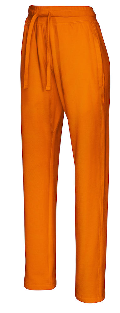 141013 CottoVer Sweat Pants Lady Orange
