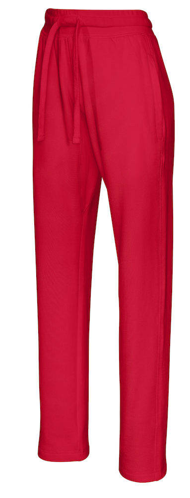 141013 CottoVer Sweat Pants Lady Red