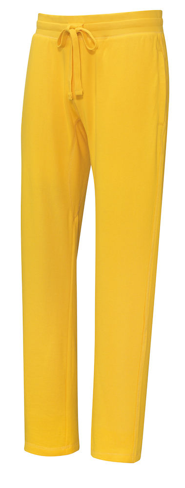 141014 CottoVer Sweat Pants Man Yellow