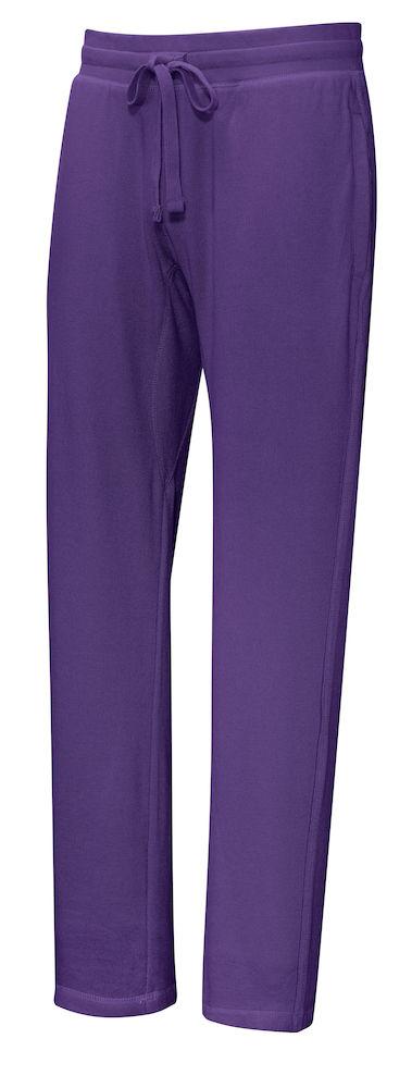 141014 CottoVer Sweat Pants Man Purple