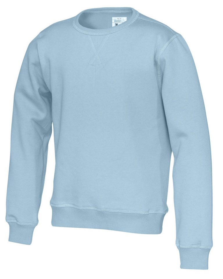 141015 CottoVer Sweater Kids Sky Blue