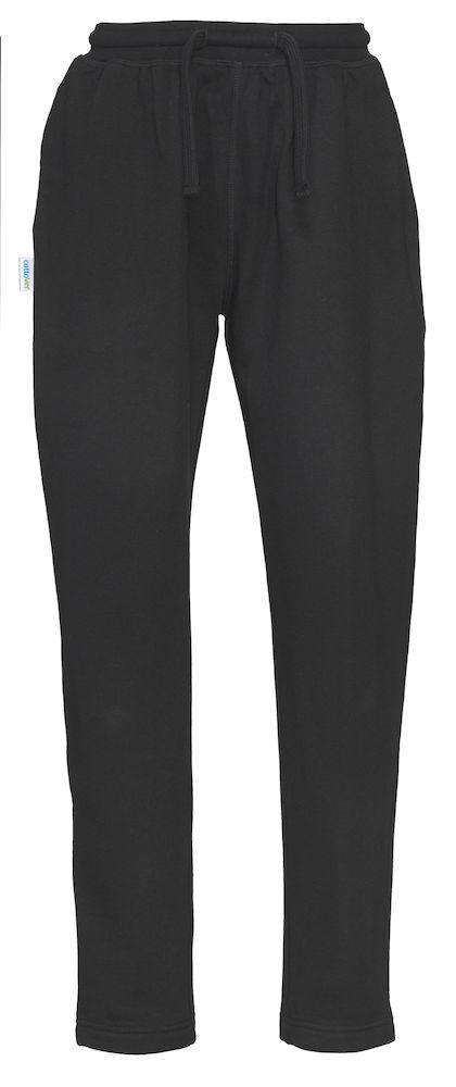 141016 CottoVer Sweat Pants Kids zwart