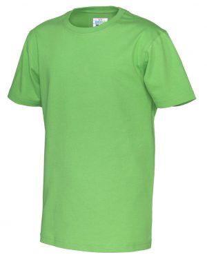 141023 CottoVer T-shirt kids green