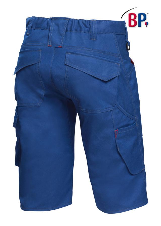 1993 Shorts BP 013 koningsblauw