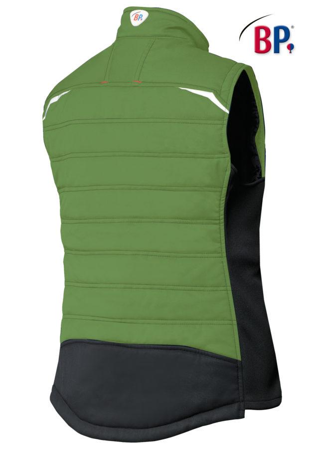 1994 Gewatteerde Bodywarmer dames BP 178 new green