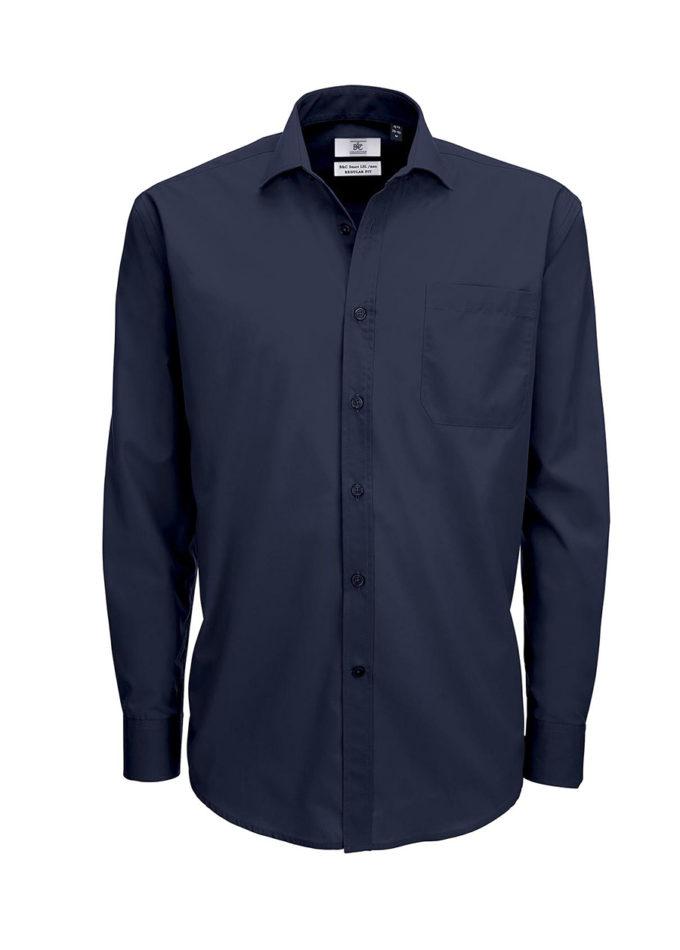 Smart heren blouse B&C