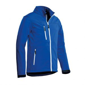 Soul Softshell Jack Santino royal blue