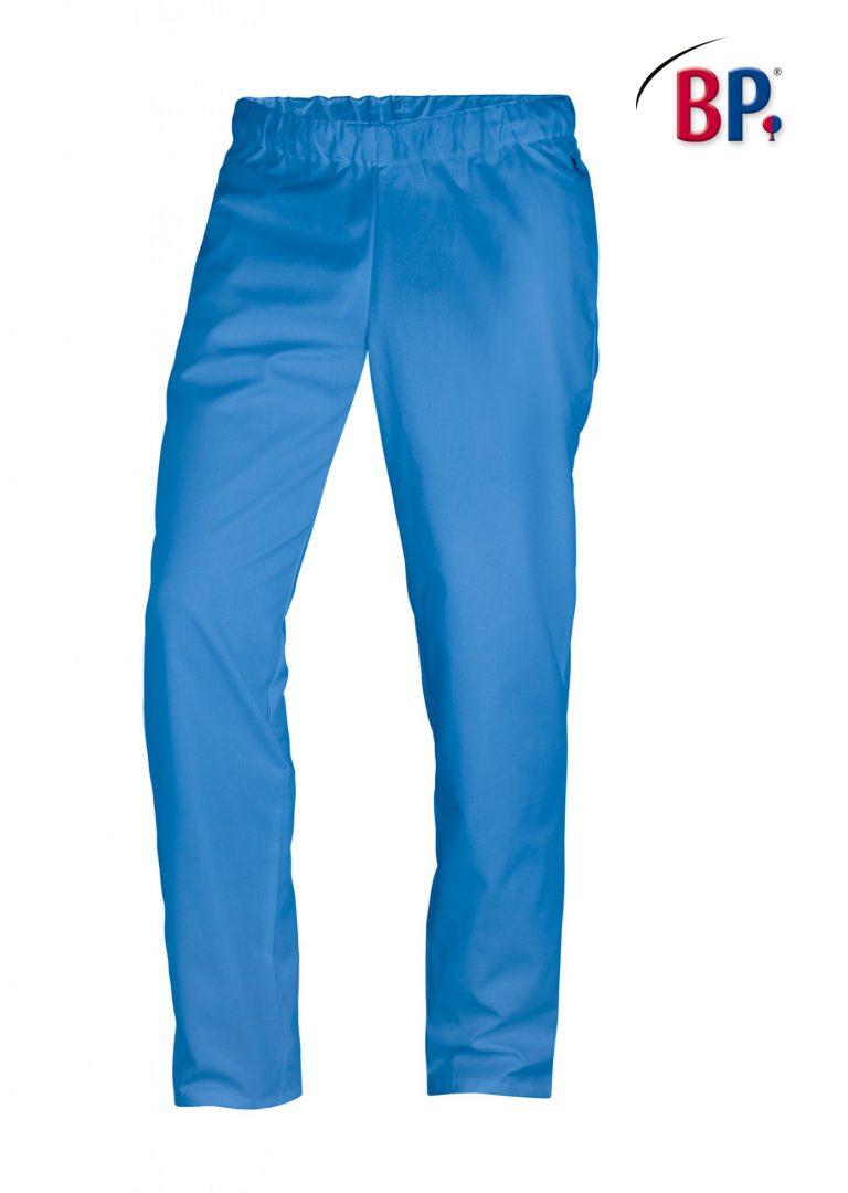 1645-400 Broek BP voor haar en hem azuurblauw