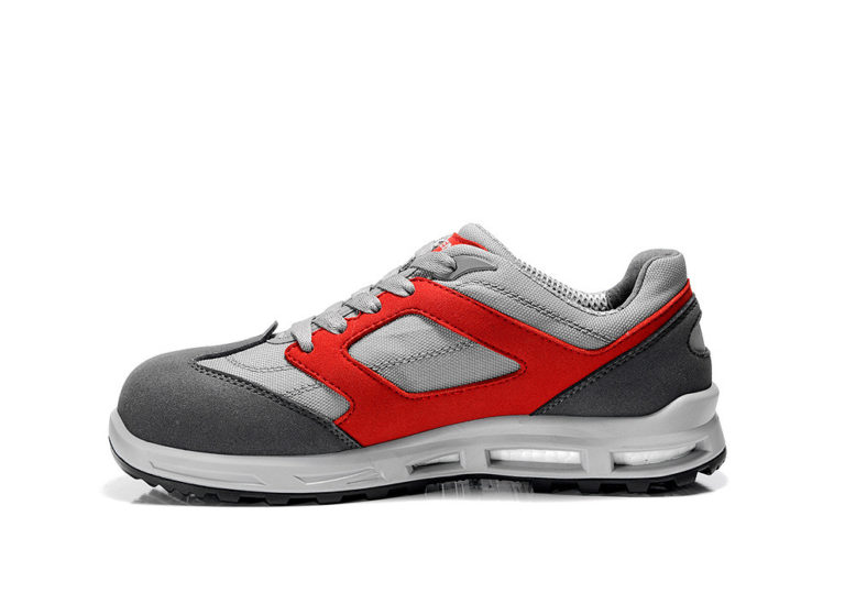 729820 Travis grey-red Low ESD S2