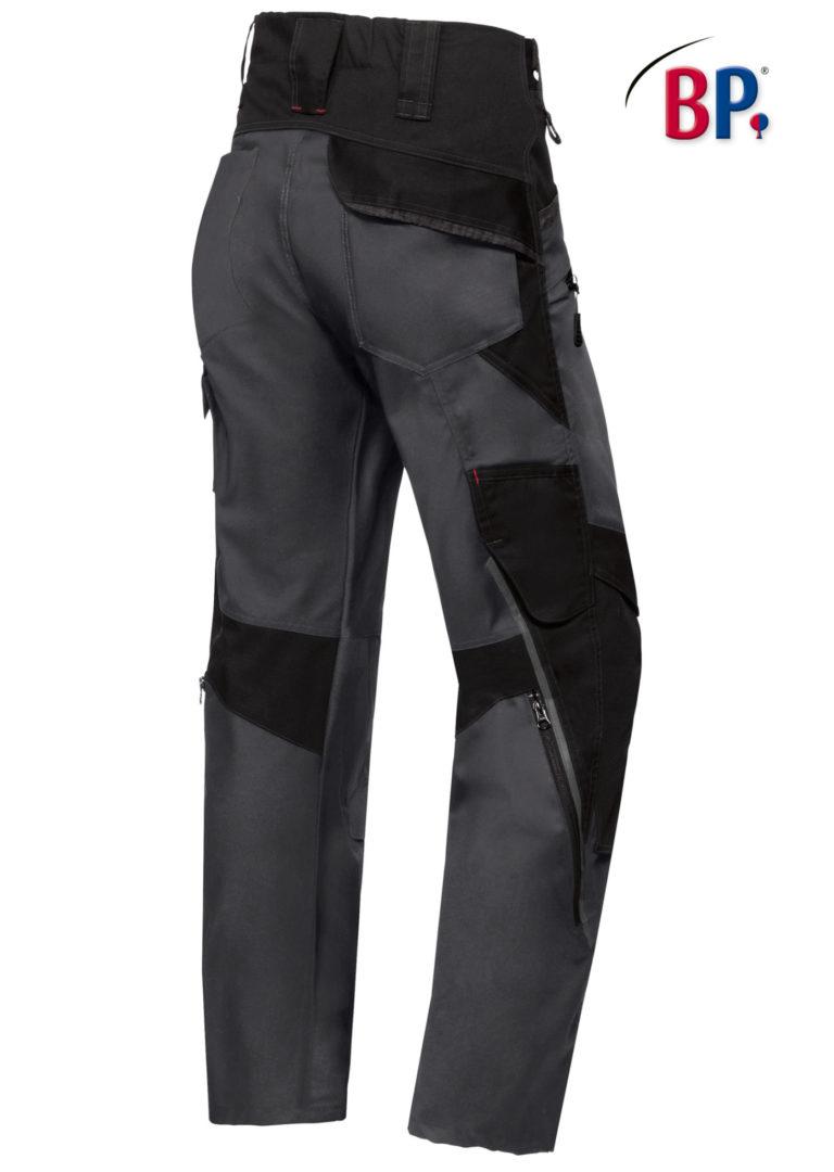1825 BPlus modern stretch broek 56 antraciet