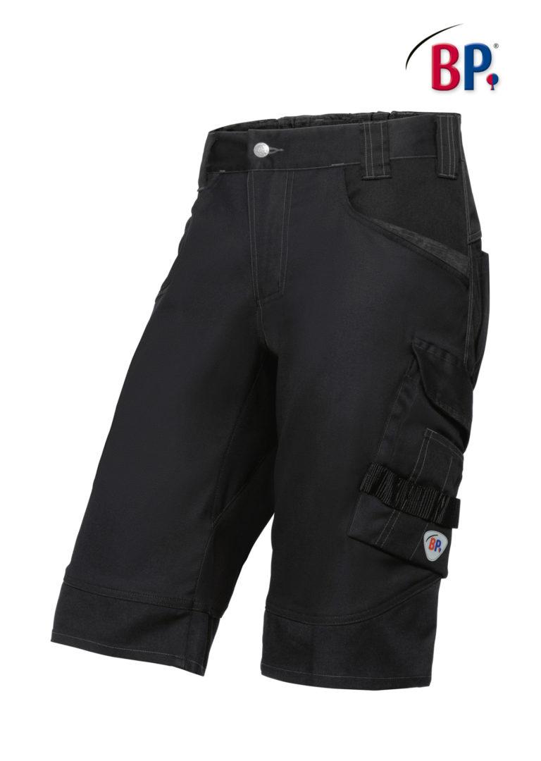 1827 BPlus modern stretch short 32 zwart