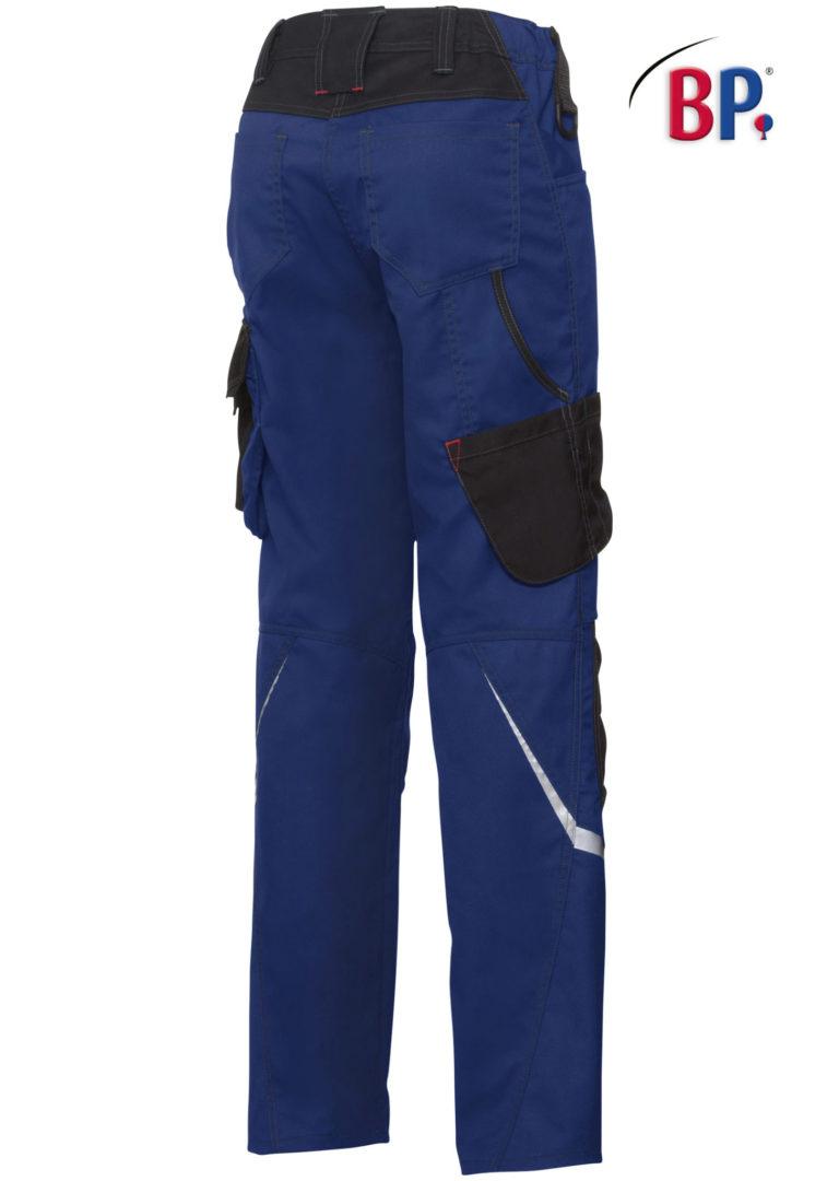1999 werkbroek voor dames BP 1332 koningsblauw