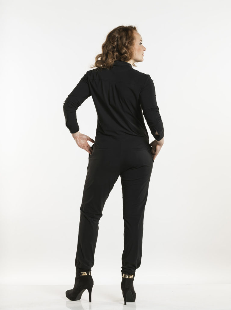 Jumpsuit Pepper Black Chaud Devant