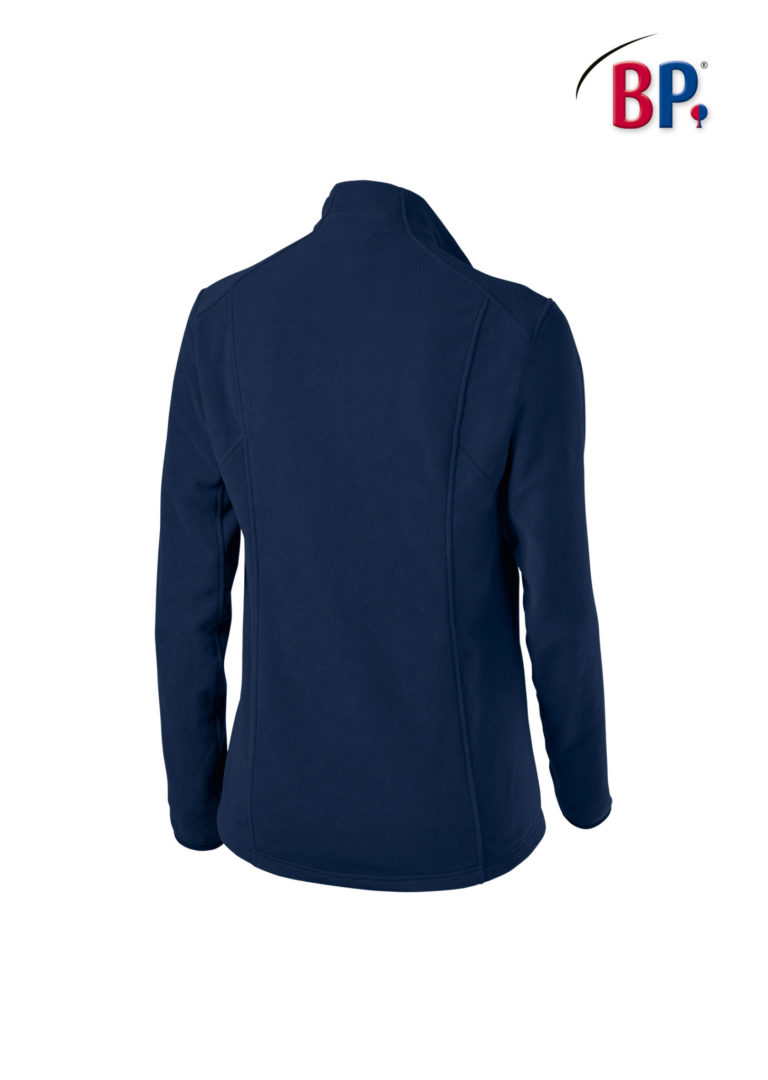 Dames Fleecevest 1693 BP Essentials 110 nacht blauw