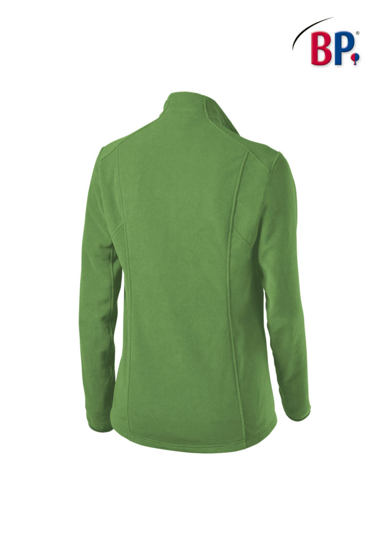 Dames Fleecevest 1693 BP Essentials 178 new green