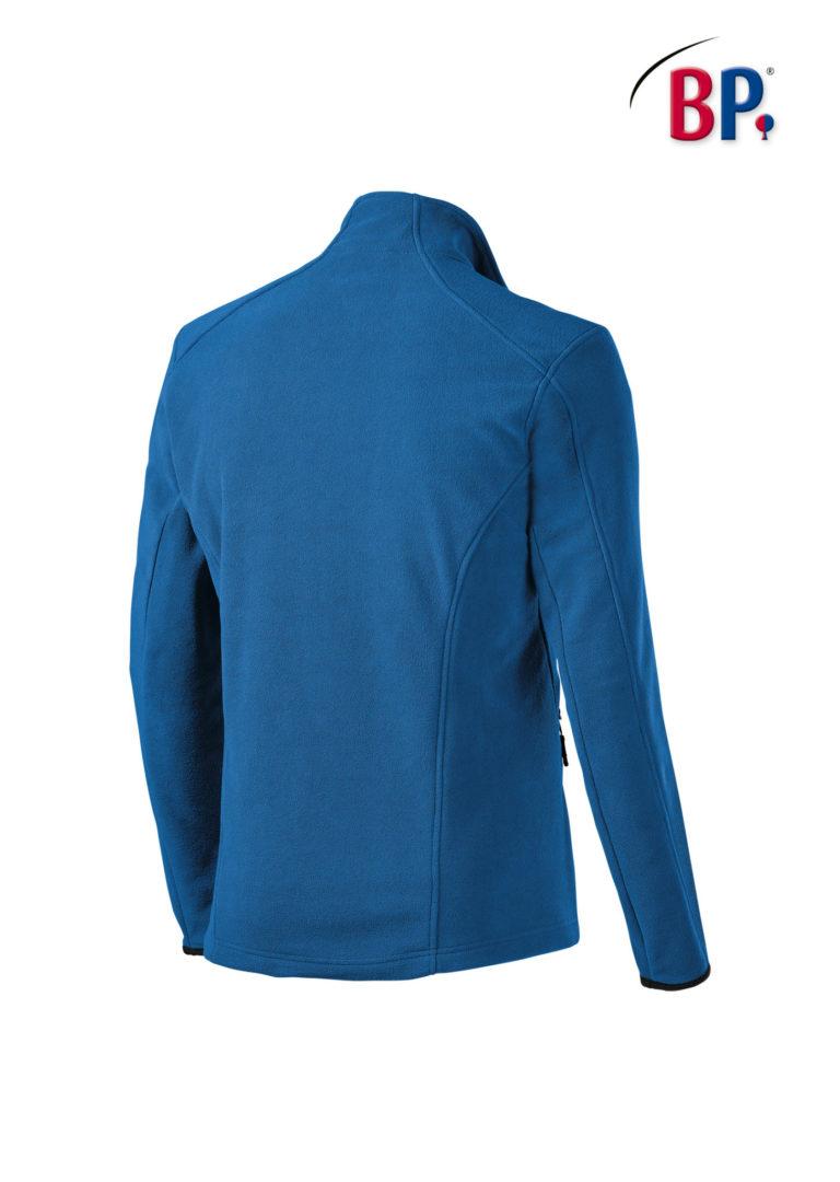 Fleecevest 1694 BP Essentials 116 azuurblauw