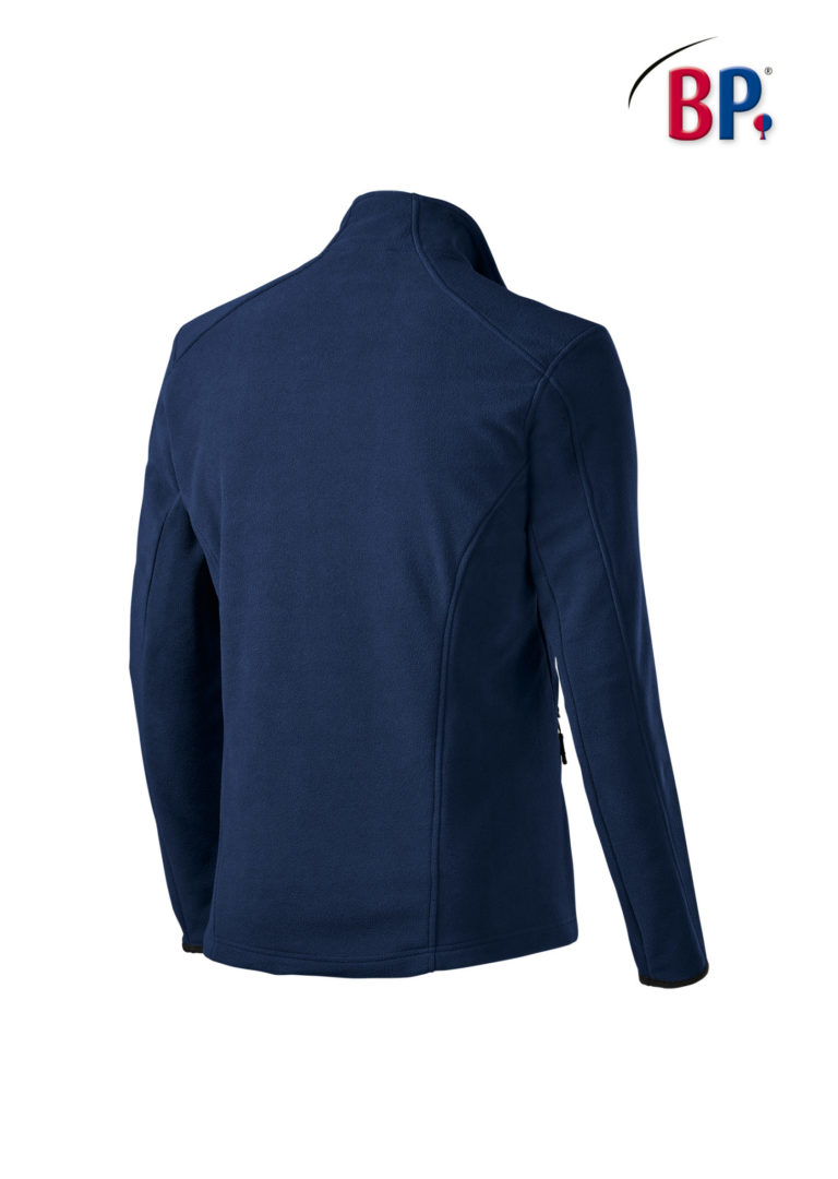Fleecevest 1694 BP Essentials 110 nacht blauw