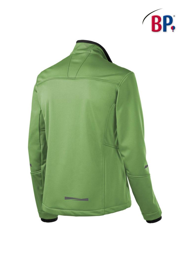 Softshell 1696 BP Essentials 178 new green