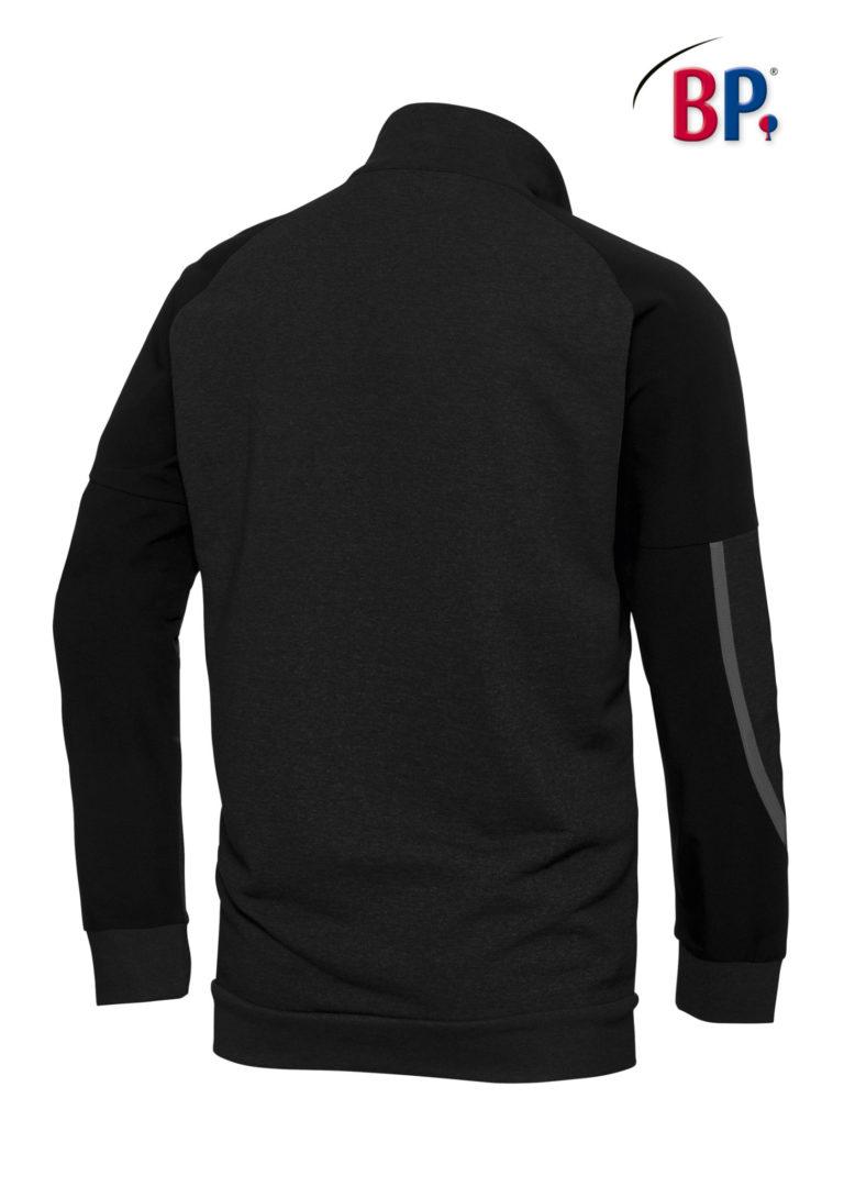 Sweatshirt Schipperstrui 1828 32 zwart