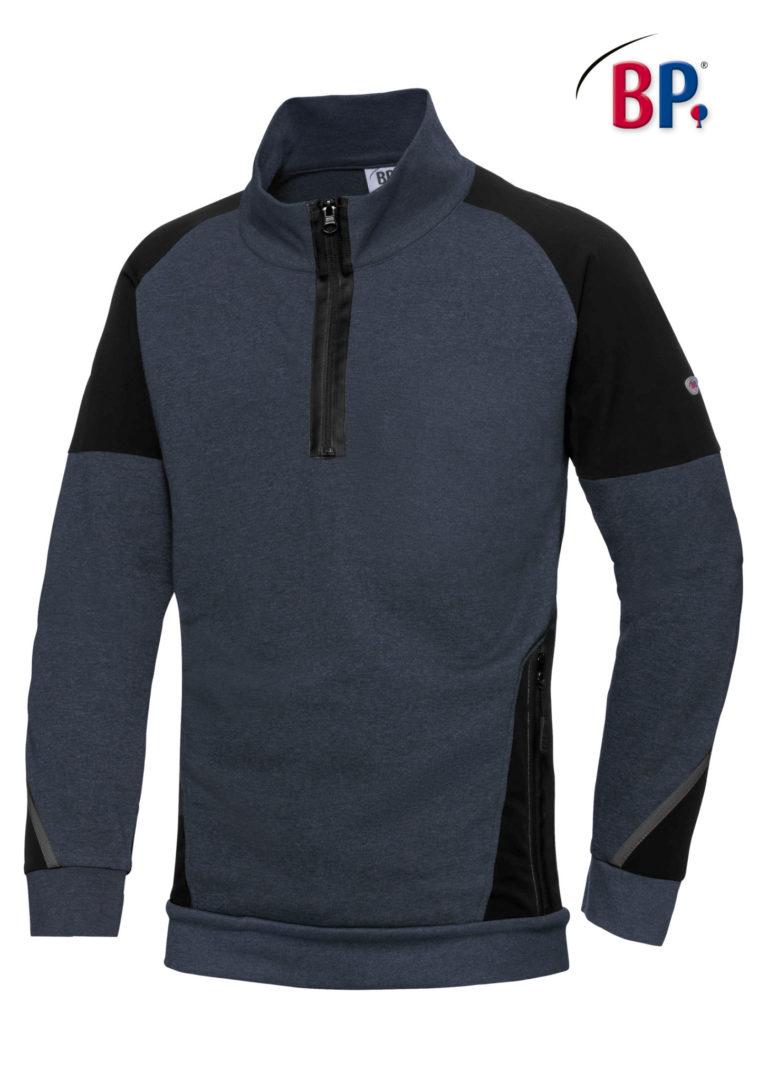 Sweatshirt Schipperstrui 1828 1432 nacht blauw