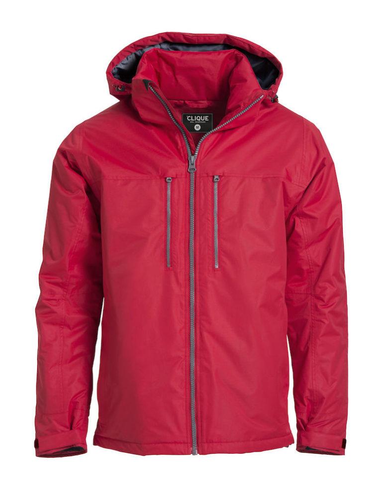 020970 Clique Kingslake jas rood